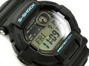 G-SHOCK Gショック ジーショック 逆輸入海外モデル カシオ CASIO バイブレーション機能 デジタル 腕時計 ブラック ブルー GD-350-1CCR GD-350-1C【あす楽】【ポイント3倍 】