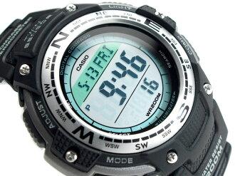 + CASIO Casio OUTGEAR out gear overseas model digital watch urethane belts-1vdf