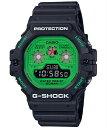 G-SHOCK Gショック ジーショック カシオ CASIO デジタル 腕時計 ブラック グリーン DW-5900RS-1JF【国内正規モデル】【あす楽】