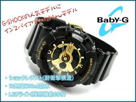 ��CASIOBaby-G�ۥ������٥ӡ�G������͢����ǥ��ǥ��������ʥǥ��ӻ��ץ֥�å�×������ɥ��쥿��٥��BA-110-1ADR