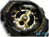 【ポイント2倍!!+全商品送料無料!!】BA-110-1ADR ベビーG BABY-G ベビージー カシオ CASIO 腕時計 BA-110-1A
