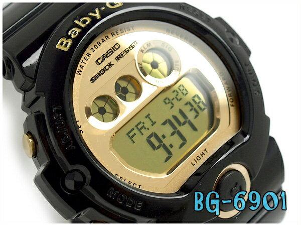 BG-6901-1DR ベビーG BABY-G ベビージー カシオ CASIO 腕時計 BG-6901-1