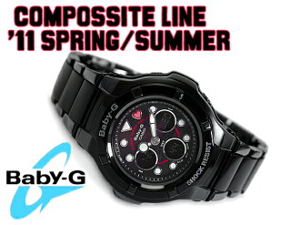 + Black BGA-124-1ADR BGA-124-1, Composite Line an analog-digital watch, CASIO baby-g Casio baby G