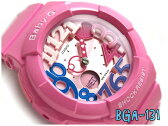 【ポイント2倍!!+全商品送料無料!!】BGA-131-4B3DR ベビーG BABY-G ベビージー カシオ CASIO 腕時計