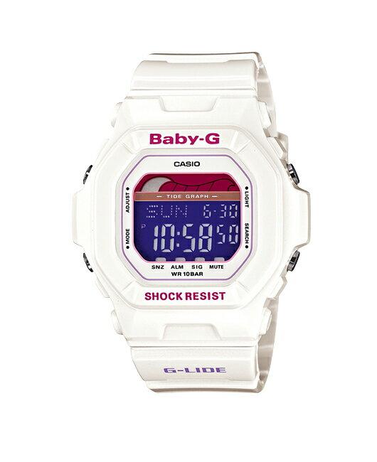 Casio baby G watch baby g baby-g ベビージー G-LIDE G ride digital white BLX-5600-7JF fs3gm
