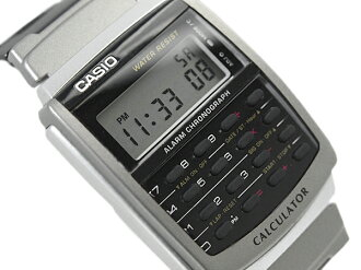 CASIO Casio CALCULATOR Calculator calculator features digital watch imports overseas model Black Silver CA-56-1UW CA-56-1DF CA-56-1