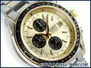 【ポイント2倍!!+全商品送料無料!!】【CASIO EDIFICE】カシオ エディフィス メンズ腕時計 ゴールド×ブラックダイアル シルバー×ゴールドステンレスベルト EF-503SG-9AVDR