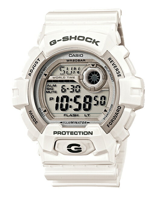 G shock g-shock CASIO domestic regular model white G-8900A-7JF g-shock G-shock ""