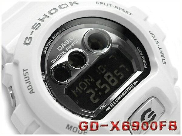 【ポイント2倍!!+全商品送料無料!!】GD-X6900FB-7JF G-SHOCK Gショック ジーショック gshock カシオ CASIO 腕時計 [5年間保証対象]国内モデル CASIO G-SHOCK カシオ Gショック メンズ 腕時計 GD-X6900FB-7 GD-X6900FB-7JF