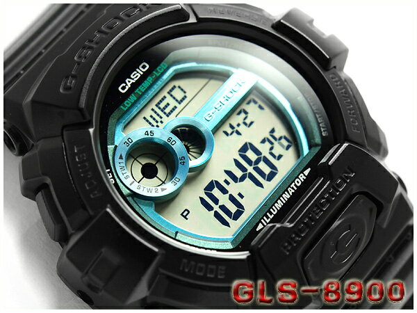 GLS-8900-1DR G-SHOCK Gショック ジーショック gshock カシオ CASIO 腕時計