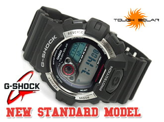 "+ CASIO Casio g-shock G shock ""solar digital watch black GR-8900-1DR"