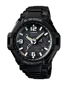 【送料無料!+ポイント2倍以上!!】G-SHOCKGショックジーショックCASIOカシオ国内正規モデルスカイコックピット電波ソーラーアナデジ腕時計ブラックGW-4000D-1AJF【FS_708-7】【F2】