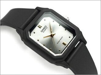 + Imports overseas model standard analog Womens Watch Silver urethane belt LQ-142E-7ADF