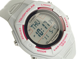 CASIO Casio sport running for solar digital watch imports overseas model gray LWS-200H-8A LWS-200H-8