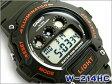 【ポイント2倍!!+全商品送料無料!!】カシオ 腕時計 CASIO W-214HC-3AVDF