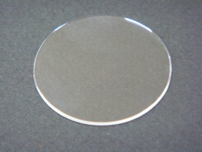 サファイアガラス厚み0.6、0.8 各種サイズ(23mm〜33mm)