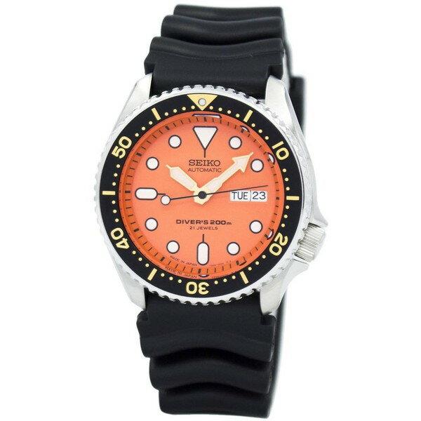 [セイコー]SEIKO 腕時計 AUTOMATIC DIVER'S オートマチック ダイバー SKX011J1 メンズ [並行輸入] [海外モデル]世界的に人気を誇るセイコー機械式ムーブメント搭載モデル