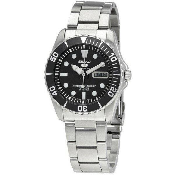 [セイコー]SEIKO 腕時計 AUTOMATIC DIVERS 23 JEWELS オートマチック ダイバー SNZF17J1 メンズ [並行輸入] [海外モデル]世界的に人気を誇るセイコー機械式ムーブメント搭載モデル