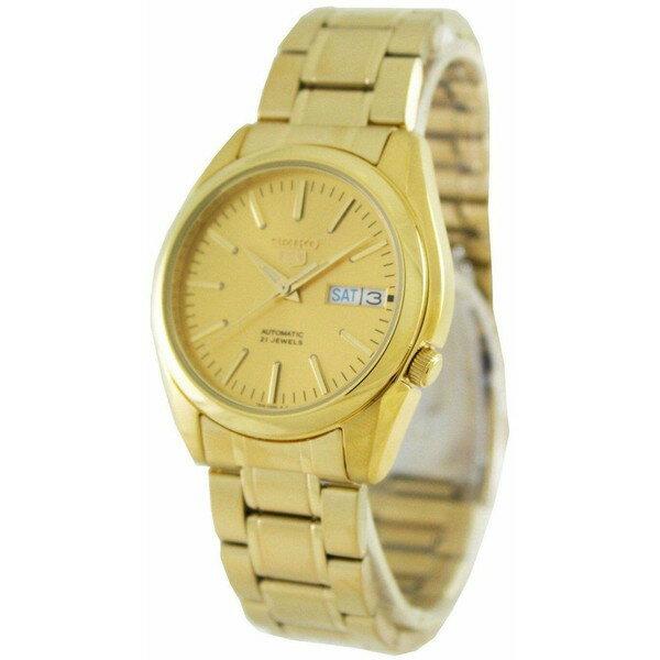 [セイコー]SEIKO 腕時計 5 AUTOMATIC オートマチック SNKL48K1 メンズ [並行輸入] [海外モデル]リーズナブルな価格帯の機械式腕時計の入門として最適うれしい(うれしい)