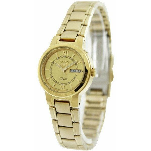 [セイコー]SEIKO 腕時計 5 AUTOMATIC オートマチック SYME58K1 レディース [並行輸入] [海外モデル]リーズナブルな価格帯の機械式腕時計の入門として最適