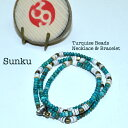 39 (SunKu/サンク)Necklace & Bracelet /ネックレス&ブレスレット 10P03Dec16