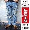 USA企画 LEVI'S リーバイス501 DAVID 00501-2246 10P03Dec16