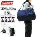 コールマン ボストンバッグ リュック 旅行バッグ Coleman 送料無料 TRAVEL 3WAY