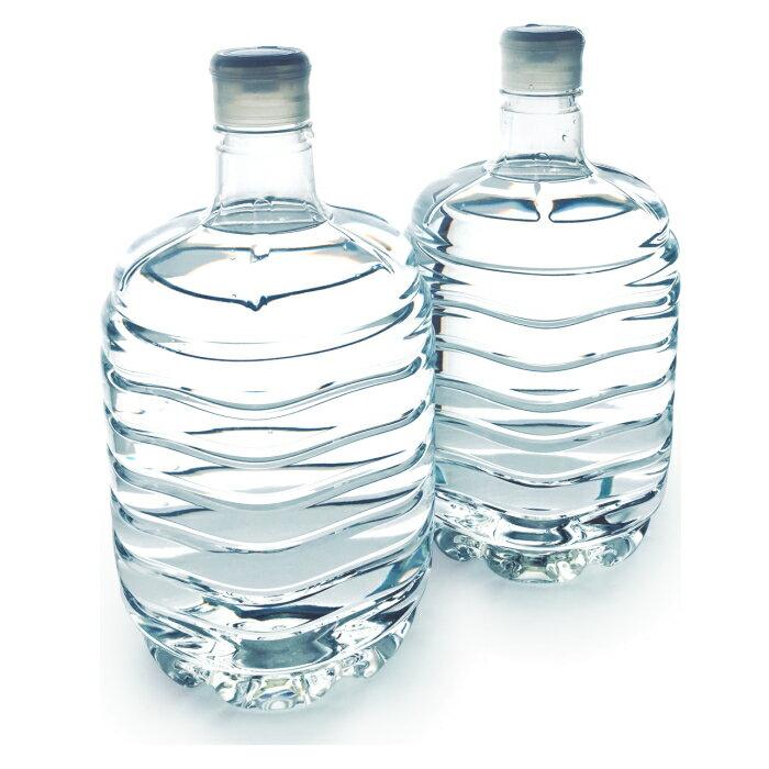 群馬の名水 箱島湧水エア8L 1箱2本入 ウォーターサーバー対応ボトル