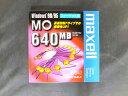 【期間限定値下げセール】【未使用】 マクセル maxell MA-M640.WIN.B1P MOディスク MA-M640.WIN.B1P
