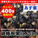 【送料無料】青森産 黒にんにく たっこ熟成黒にんにく規格外品 訳あり 規格外 400g【あす楽】