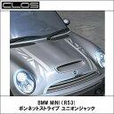 CLOS(クロス) BMW MINI R53 ボンネットストライプ ユニオンジャック