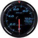 【送料無料】Defi(デフィ)メーター レーサーゲージ60φ 圧力計 照明色全3色