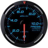 【】Defi(デフィ)メーター レーサーゲージ60φ 圧力計 照明色全3色