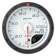 【訳あり】DEFI(デフィ)Defi-Link Meter Meter OIL PRESS 油圧計 60パイ リンクメーター アドバンスCR 白