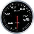 【訳あり】DEFI(デフィ)ADVANCE BF OIL P 油圧計 60パイ ホワイト