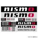 NISMO(ニスモ)ステッカーセット...