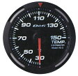 【送料無料】Defi(デフィ)レーサーゲージ 52φ ホワイトモデルTEMP. 温度計