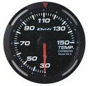 【訳あり】Defi(デフィ)ホワイトレーサーゲージ 52パイ 温度計 TEMP