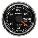 コンパクトゲージ 52 シングルメーター 水温計 CPW ピボット(Pivot)