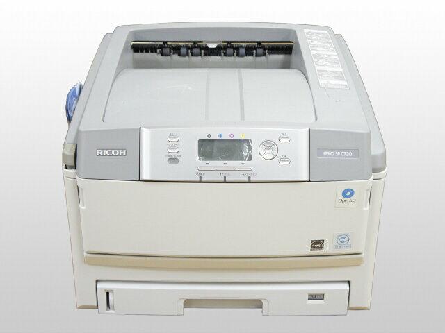 IPSiO SP C721 RICOH A3カラーレーザープリンタ 約9,500枚【】【全品送料無料セール中!】 【広い】