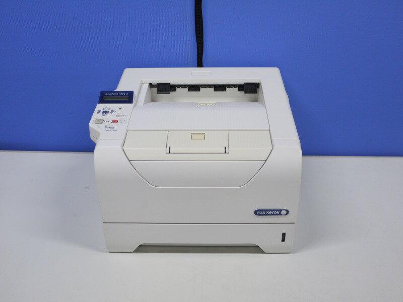 DocuPrint P300d 富士ゼロックス A4モノクロレーザープリンタ 約1万枚 【】【全品送料無料セール中!】