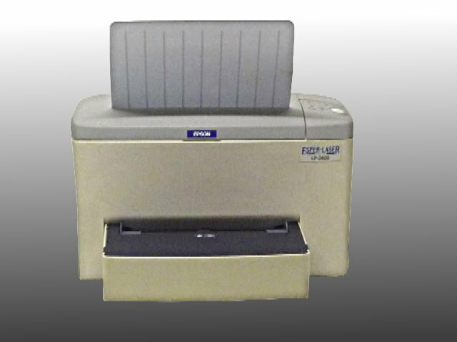 LP-2400 EPSON A4モノクロレーザープリンタ 約1.5万枚 【】【全品送料無料セール中!】 【佳作】