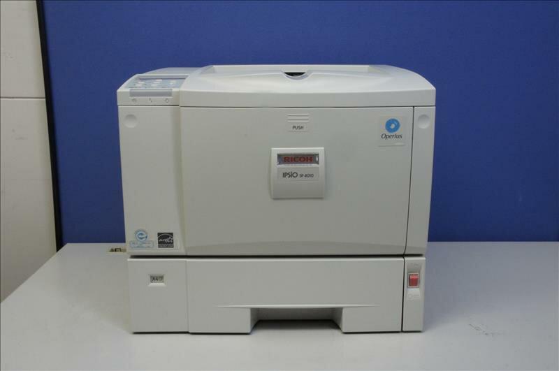 IPSiO SP4010 RICOH A4モノクロレーザープリンタ 約2,500枚 両面印刷ユニット付き【】【全品送料無料セール中!】