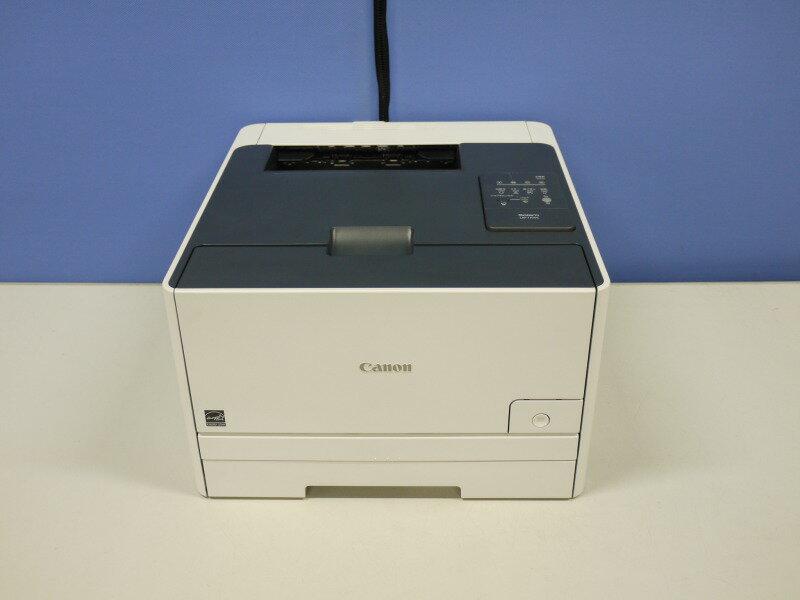 LBP7100C Canon Satera A4カラーレーザープリンタ 約5.9万枚【】【全品送料無料セール中!】 メーカー:Canon  発売日:2012年12月13日