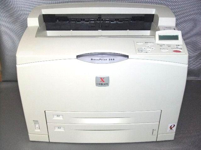 DocuPrint 255 Fuji Xerox A3モノクロレーザープリンタ 約4.2万枚 【】【全品送料無料セール中!】 メーカー:FUJI XEROX 発売日:2003年9月18日横田ルナ