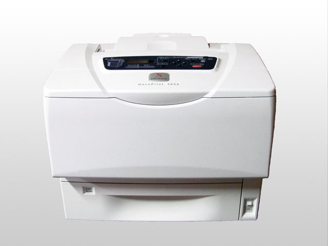 DocuPrint 3050 Fuji Xerox A3モノクロレーザープリンタ 14万枚 トナーなし【】【全品送料無料セール中!】 疑わしい