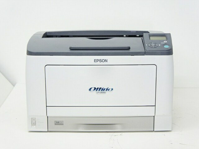 LP-S3000 EPSON A3モノクロレーザープリンタ 約8.8万枚【】【全品送料無料セール中!】 メーカー:EPSON 発売日:2007年12月