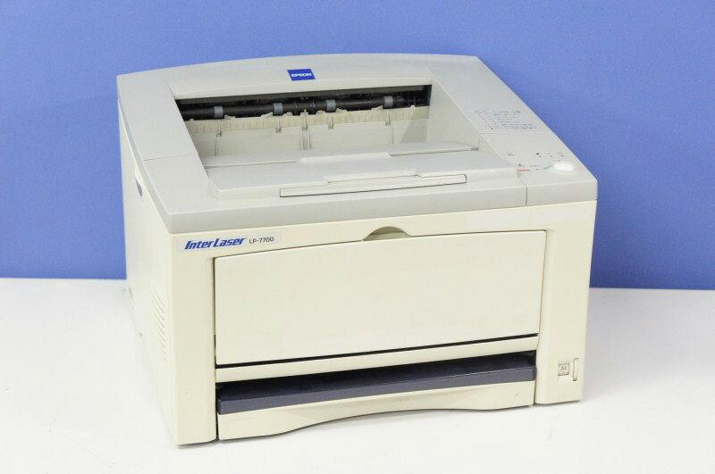 LP-7700 EPSON A3/Lan対応モノクロレーザープリンタ 4.7万枚 【】【全品送料無料セール中!】 【可愛い】