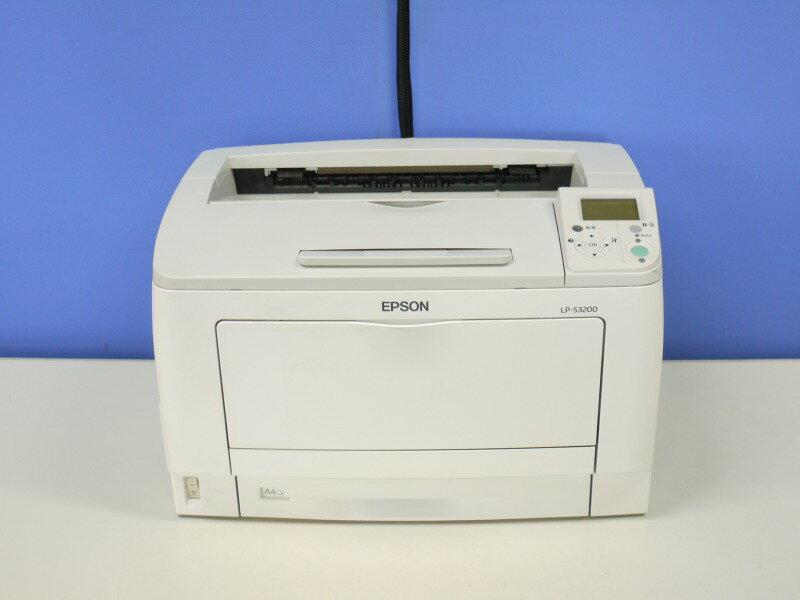 LP-S3200 EPSON A3モノクロレーザープリンタ 約6.8万枚【】【全品送料無料セール中!】 メーカー:EPSON 発売日:2011年10月【阿部かや】
