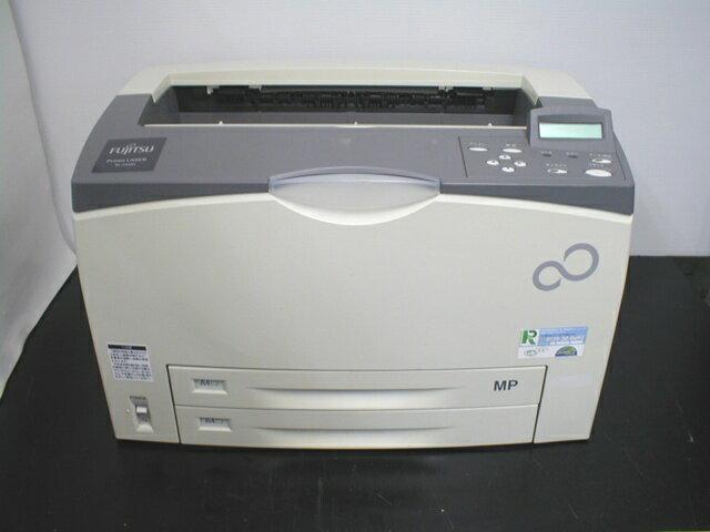 XL-5400G Fujitsu A3モノクロレーザープリンタ 約5万枚 【】【全品送料無料セール中!】 合理的な設計